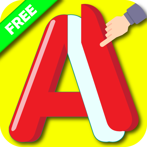 ABC Letters Puzzle - Educational Games for Kids