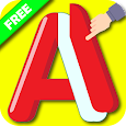 ABC Letters Puzzle - Educational Games for Kids icon