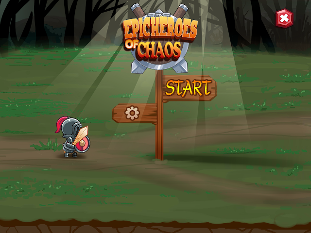 android Epic Heroes of Chaos Full Screenshot 5