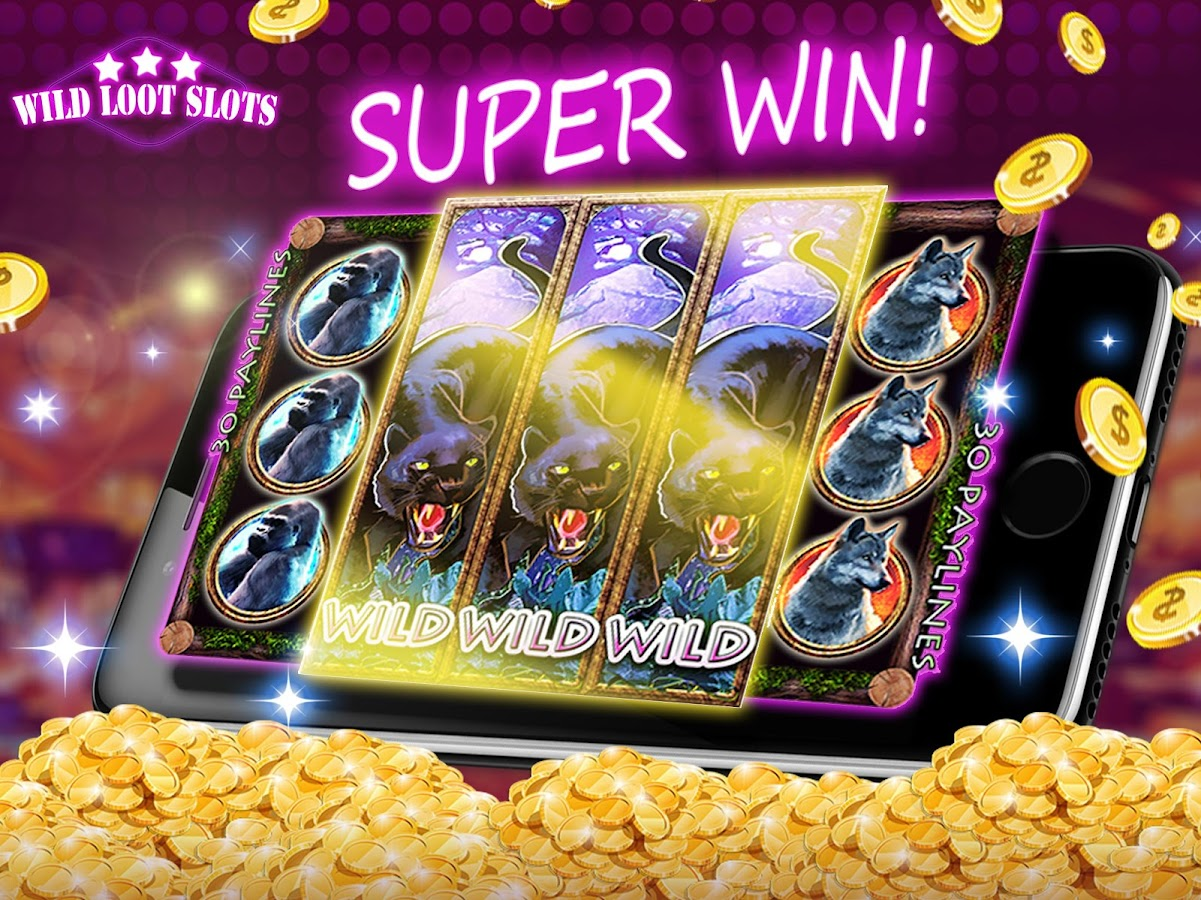 Wild Galaxy Slots - Win Big Playing Online Casino Games