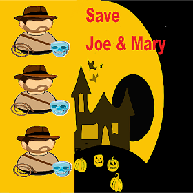 Save the children on halloween