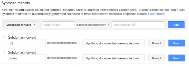 Map your domain to WordPresscom  Google Domains Help