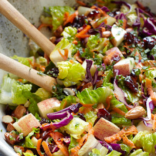 Cabbage Carrot Lettuce Salad Recipes.