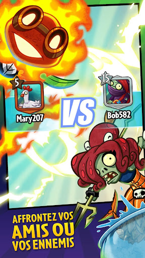 Code Triche Plants vs. Zombies™ Heroes APK MOD (Astuce) screenshots 3