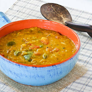 Dhal Curry.