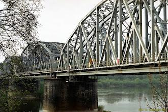 Photo: SU45-012, Toruń Główny - Sierpc {szlak Toruń Główny - Toruń Miasto; 2002-04-26}