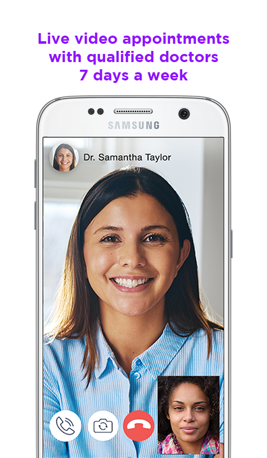 babylon health online doctor- screenshot