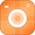DSLR Camera: After Focus, Blur Background icon