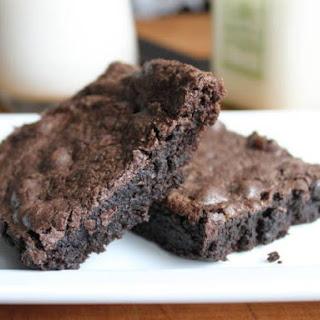 Fudgy Gluten-Free Brownies.