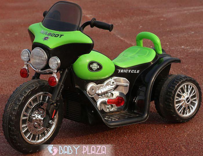 Xe máy điện cho bé XJL-200