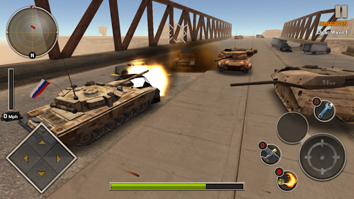 Modern Tank Force: War Hero 1.21 screenshots 12