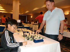 Photo: CYCC simul: GM Reynaldo Vera