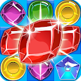 Magic Jewels: Match 3 Quest