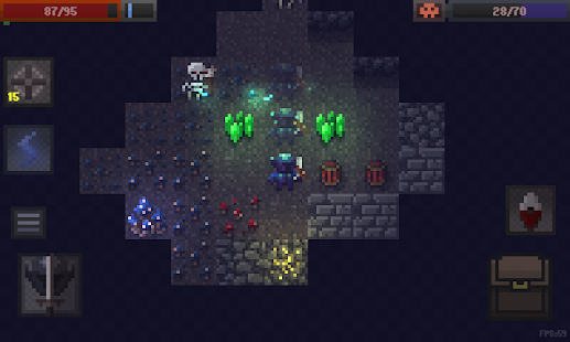 Caves (Roguelike) 16