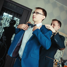 Wedding photographer Yuriy Tublicev (fotografNP). Photo of 02.09.2015