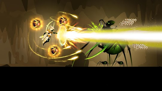 Stickman Legends 2.4.70 Apk +Mod (Money/Gold/VIP) Android FREE 2