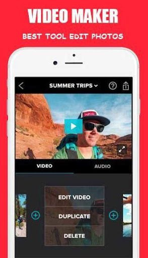 Flipagram Video Maker + Music: Slideshow Maker - screenshot