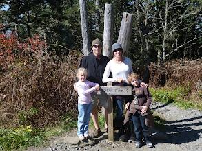 Photo: Clingman Dome Trail