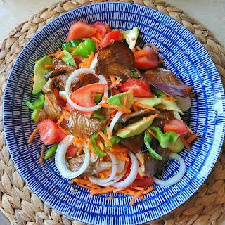 Oyster Mushroom Salad Recipes.