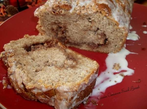 Cinnamon Swirl  Bread - So Easy