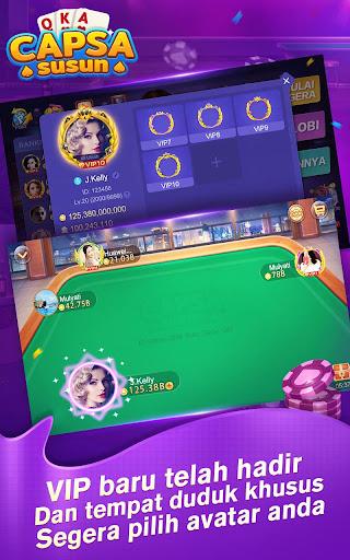 Capsa Susun Online:Poker Free screenshots 9