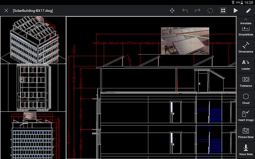 CorelCAD Mobile 18.0.194 screenshots 9