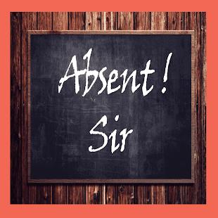 Absent Sir - náhled
