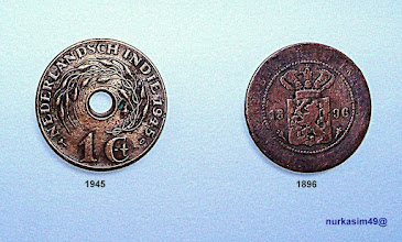 Photo: Mata uang Mata uang Hindia Belanda (Netherlands Indies - Indonesia) http://nurkasim49.blogspot.com/2011/12/iii.html