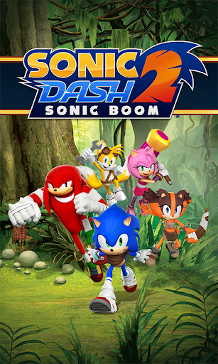 Sonic Dash 2: Sonic Boom screenshot 1