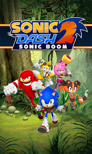 Sonic Dash 2 MOD Apk (Unlimited Money/VIP) 5