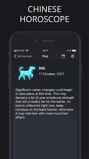 Daily horoscope - palm reader & astrology 2018 screenshot