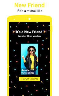 Yellow - Make new friends- screenshot thumbnail