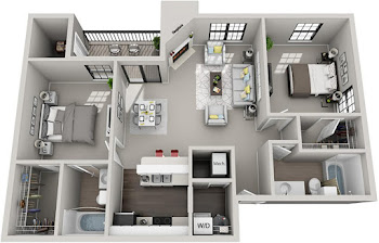 Go to Cimmaron Plus Floorplan page.