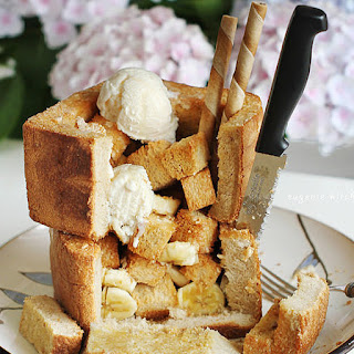 Brick Toast Recipe – Shibuya Honey Toast – Japanese Shokudo