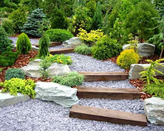 garden landscape design ideas  android apps on google play, Natural flower