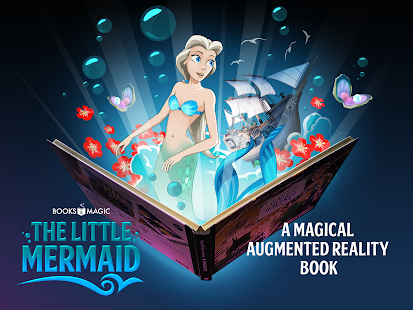 The Little Mermaid - AR Book- screenshot thumbnail