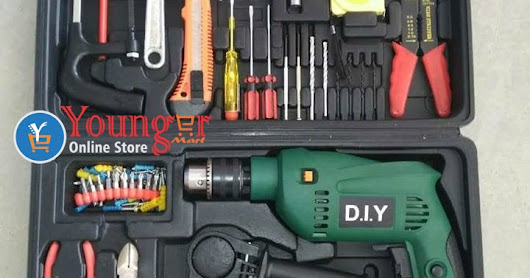 New Model DIY Tool Set