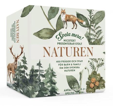 Spela mera Naturen