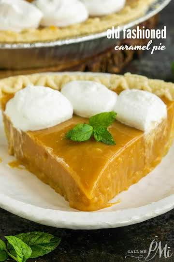 A luscious dessert that brings back memories from childhood!