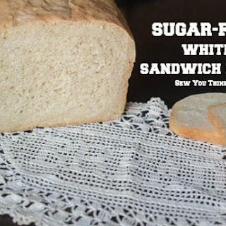 Sugar-Free White Sandwich Bread