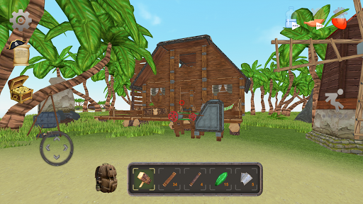 Survival Island: Building Simulator apkmind screenshots 7