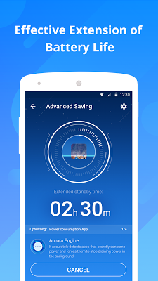DU Battery Saver - Battery Charger & Battery Life - screenshot