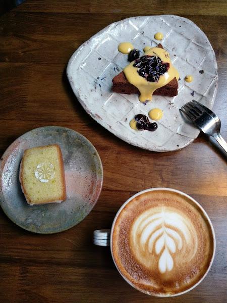 台北大同下午茶-[幻猻家珈琲 Pallas Café] 近捷運北門站,迪化街巷弄隱密老屋,美味咖哩飯與甜點,特色自家烘焙咖啡豆,充滿誠意的文青咖啡