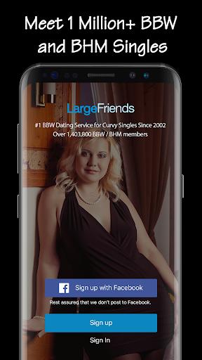 Download BBW Dating & Curvy Singles Chat- LargeFriends 5.3.2 1