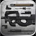 P90 Submachine Gun:Lord of War icon