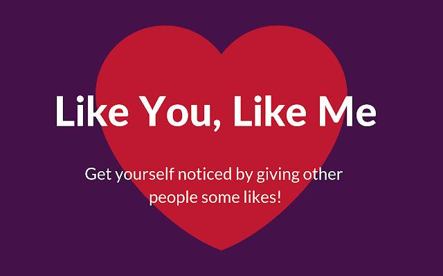 Like You, Like Me - FREE