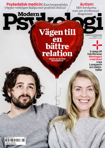Modern Psykologi 1/2018