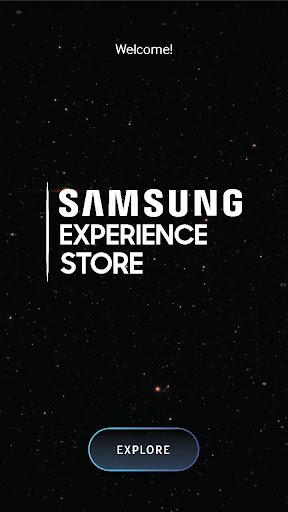 AR Samsung Experience Store 1.1 screenshots 1