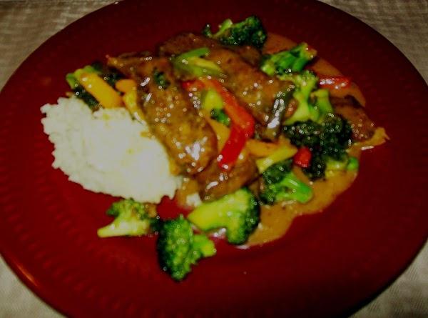 Spicy Orange Beef Recipe