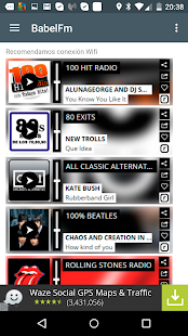 BabelFm - Music News- screenshot thumbnail